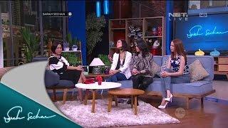 Ayu Gani, Rani, dan Tahlia Jadi Peserta Paling Drama di Asia