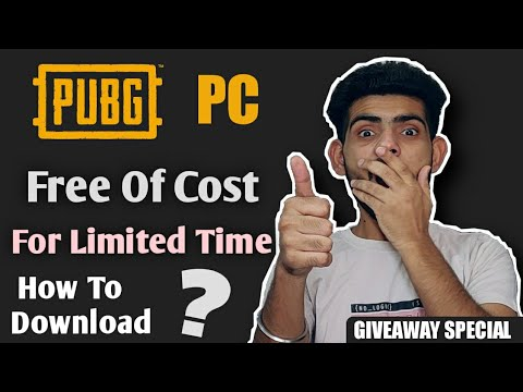 How To Download PUBG PC Free Of Cost On Steam? – Limited Time Deal🔥 – YTSG