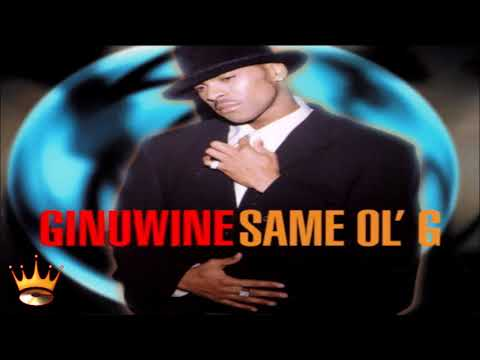 Ginuwine - Same Ol' G (LP Version)