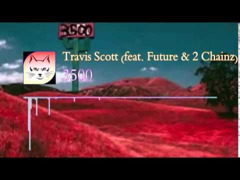 3500 - Travis Scott (feat. Future & 2 Chainz) - Instrumental Karaoke [Firecat Release]