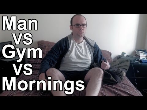 Man vs. Gym vs. Morning: a SKETCH by UCB's Horse + Horse