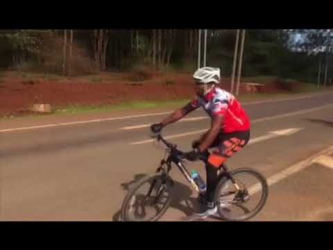 MC Jessy Accepts Challenge to Cycle 300 Km from Nairobi to Meru County