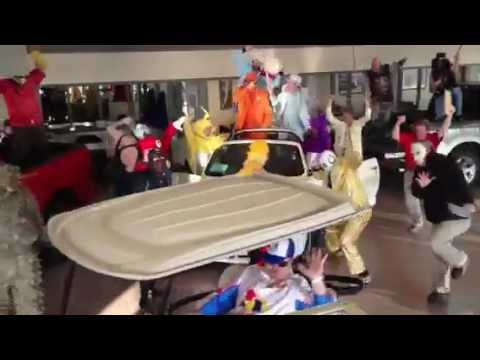 Aberdeen Chrysler Center Harlem Shake Video