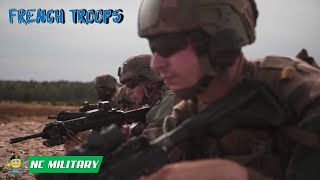 Over 300 French Troops From NATO Begin Exercise in Latvia