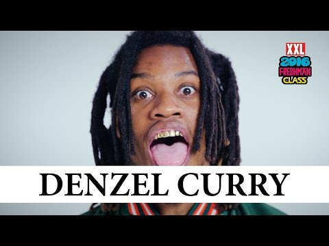 Denzel Curry Profile Interview - XXL Freshman 2016