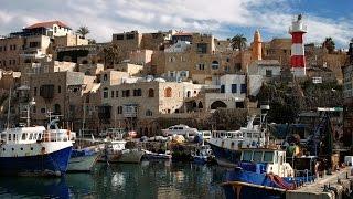 Jaffa, The Mediterranean Sea's Oldest City-Port