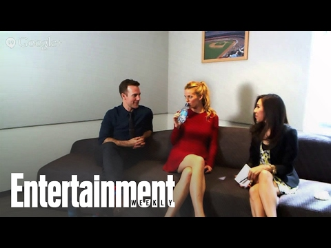 Hangout With 'Friends With Better Lives' Stars Van Der Beek And Decker | Entertainment Weekly