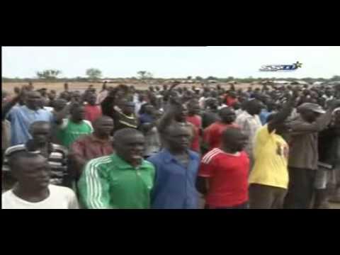 Igga urges Rick Mashar and his group to lay down arms and join peace process