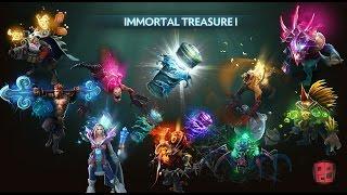 dota 2 ti7 battle pass immortal treasure i