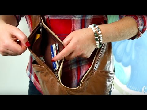 Sash Bag  Introducing the Anti-purse - YouTube 703d088c7f7c