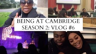 BEING AT CAMBRIDGE VLOG #6 [S2: E6]: WHERE HAVE YOU BEEN!? | END OF TERM, BKCHAT REUNION & MORE!