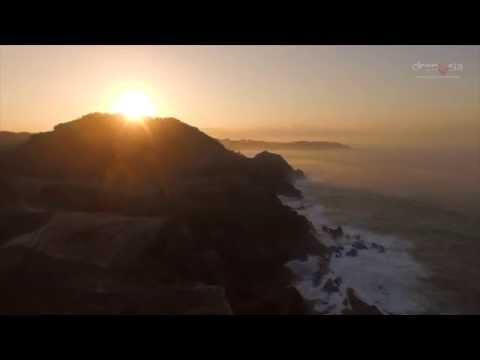 dronesia-aerial-at-pantai-siung---wonosari---gunungkidul---yogyakarta---indonesia
