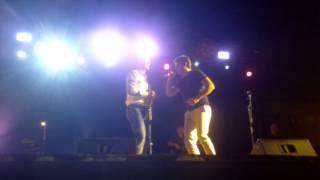 Andy y Lucas - el ritmo de las olas. Isla cristina, 'Ama la vida 2013' (29/06/2013)