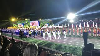 Церемония открытия V   Панармянских летних игр в Степанакерте. ЧАСТЬ 3