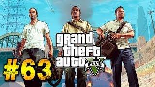 "GTA V Gameplay Walkthrough Part 63 - ""The Construction Assassination"" Mission - I Fail At Stealth"