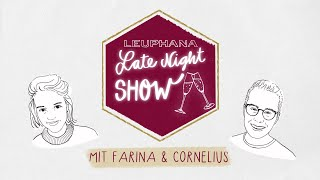 Leuphana Late Night Show - Finale der Konferenzwoche 2021