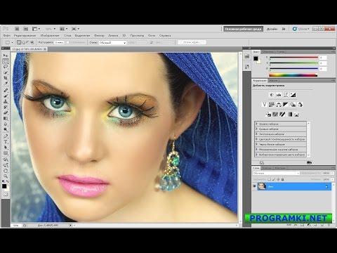 онлайн контраст фотографий редактор