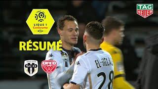 Angers SCO - Dijon FCO ( 1-0 ) - Résumé - (SCO - DFCO) / 2018-19
