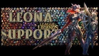 League of Legends - Leona Support - Que la luz nos guíe en las sombras