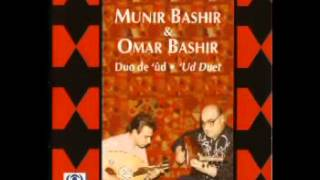 Irak: Munir & Omar Bashir (1998) Duo de 'ud  [full album][preview + download link]