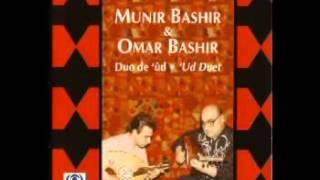Irak: Munir & Omar Bashir (1998) Duo de 'ud  [full album][preview + download link]