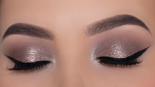 Soft Wearable Cool Toned Eye Makeup Tutorial | Daytime Glam