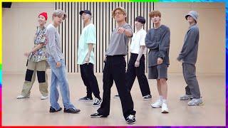 [MIRRORED] 4K BTS (방탄소년단) - 'Dynamite (다이너마이트)' Dance Practice (안무연습 거울모드)