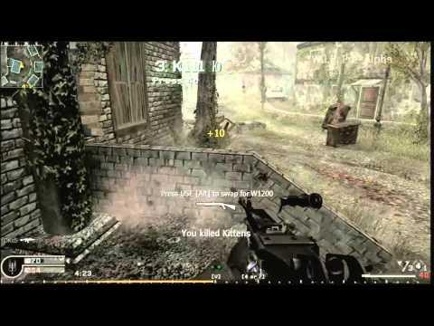 Call of Duty Modern Warfare Deep Impact Trailer