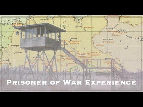Bomber pilot to Prisoner of War