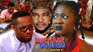 Blue Flame Goddess Season 3 - Mercy Johnson 2018 Latest Nigerian Nollywood Movie Full HD | 1080p