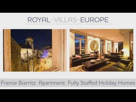 Fully Staffed Holiday Homes France Biarritz  Apartment with Wifi and Satellite TV