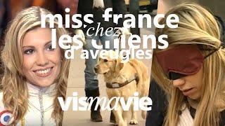 Miss France avec les chiens d'aveugles - Vis ma vie MP3