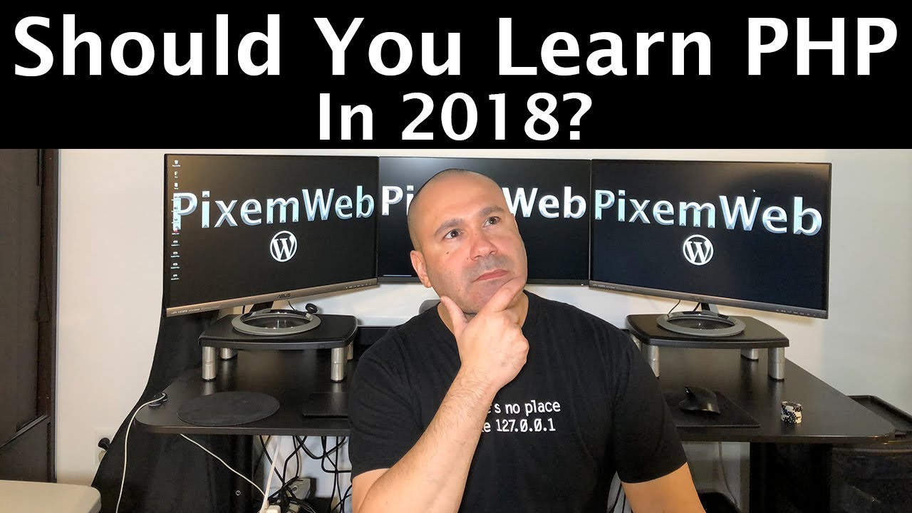 Should You Learn PHP for Web Development in 2018?