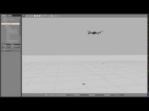 ArduCopter SITL in ROS/Gazebo by Aleksandr Buyval on YouTube
