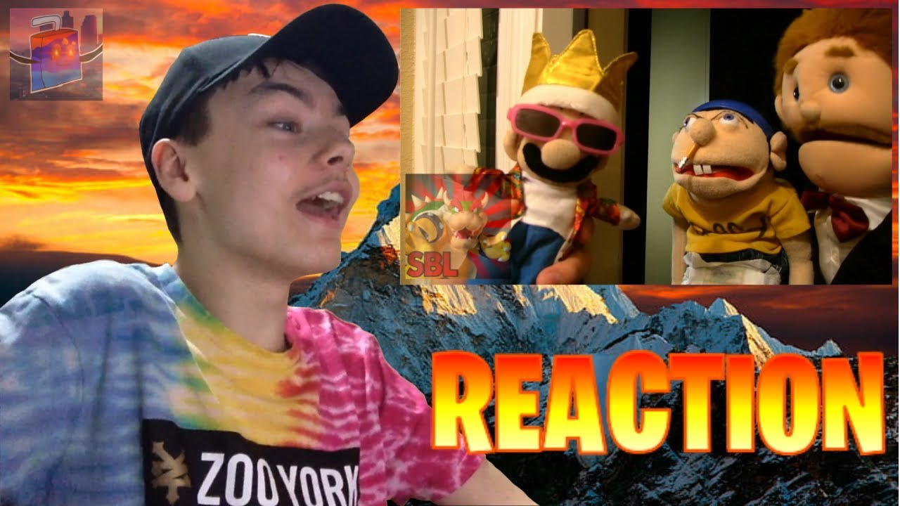 SML Movie: Mario Sells Jeffy! - Reaction