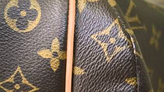 2015 Louis Vuitton Totally Gm Brown Tote Bag Bagsstorm.com Thumbnail