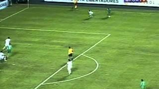 São Paulo 2x0 Palmeiras Libertadores 2005 Oitavas
