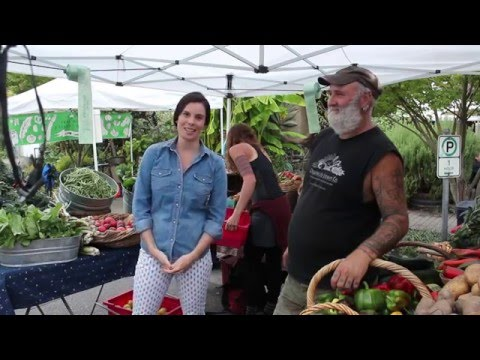 Eat Your Organic Veggies, raised garden beds, community garden, organic farm, farmer's market