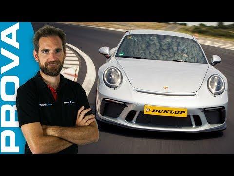 Porsche 911 GT3, tutta l