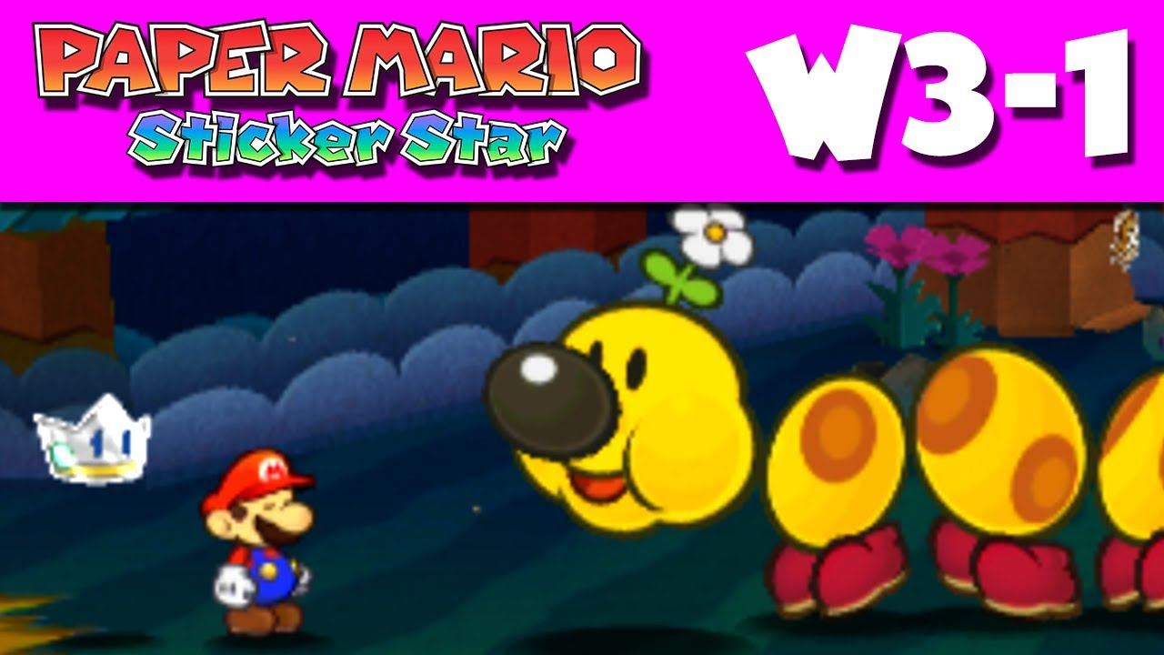 paper mario sticker star 5 1 help Unlike previous paper mario games sticker star doesn't have experience and levels instead you need to find hp-up hearts scattered throughout the game this guide will help you find them as you play.