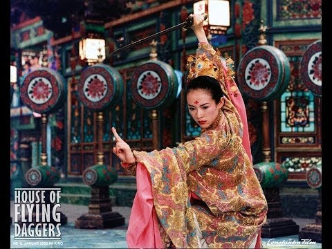 House of Flying Daggers is listed (or ranked) 3 on the list The Best Wuxia Movies