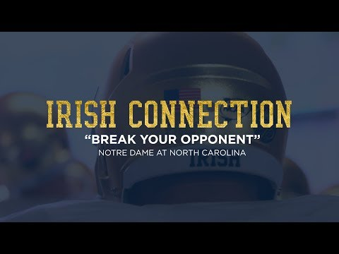 Notre Dame Football ICON - UNC