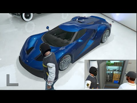 GTA 5 Update! Finance and Felony Online + NEW Ford GT (Funny Moments)