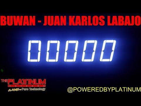 Buwan - Juan Karlos Labajo (Karaoke)