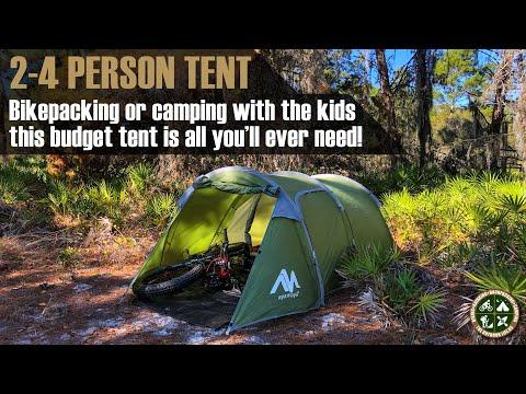 Ayamaya 2-4 Person Camping Tent