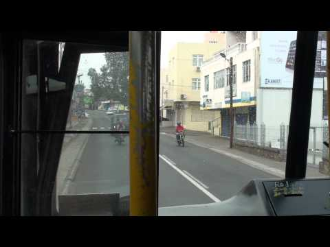 Bus Service in Mauritius-Travelling from Port Louis to Quatre Bornes