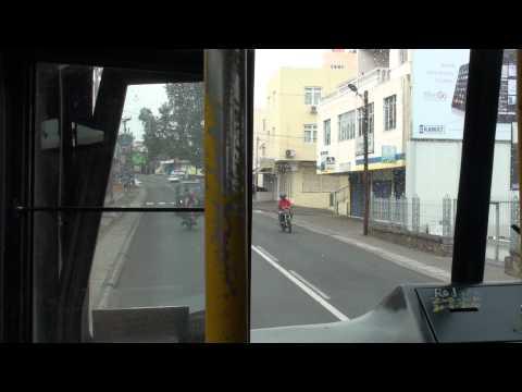 Bus Service in Mauritius-Travelling from Port Louis to Quatre Bornes
