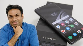Samsung Galaxy S21 Ultra 5G My Experience & Camera Review