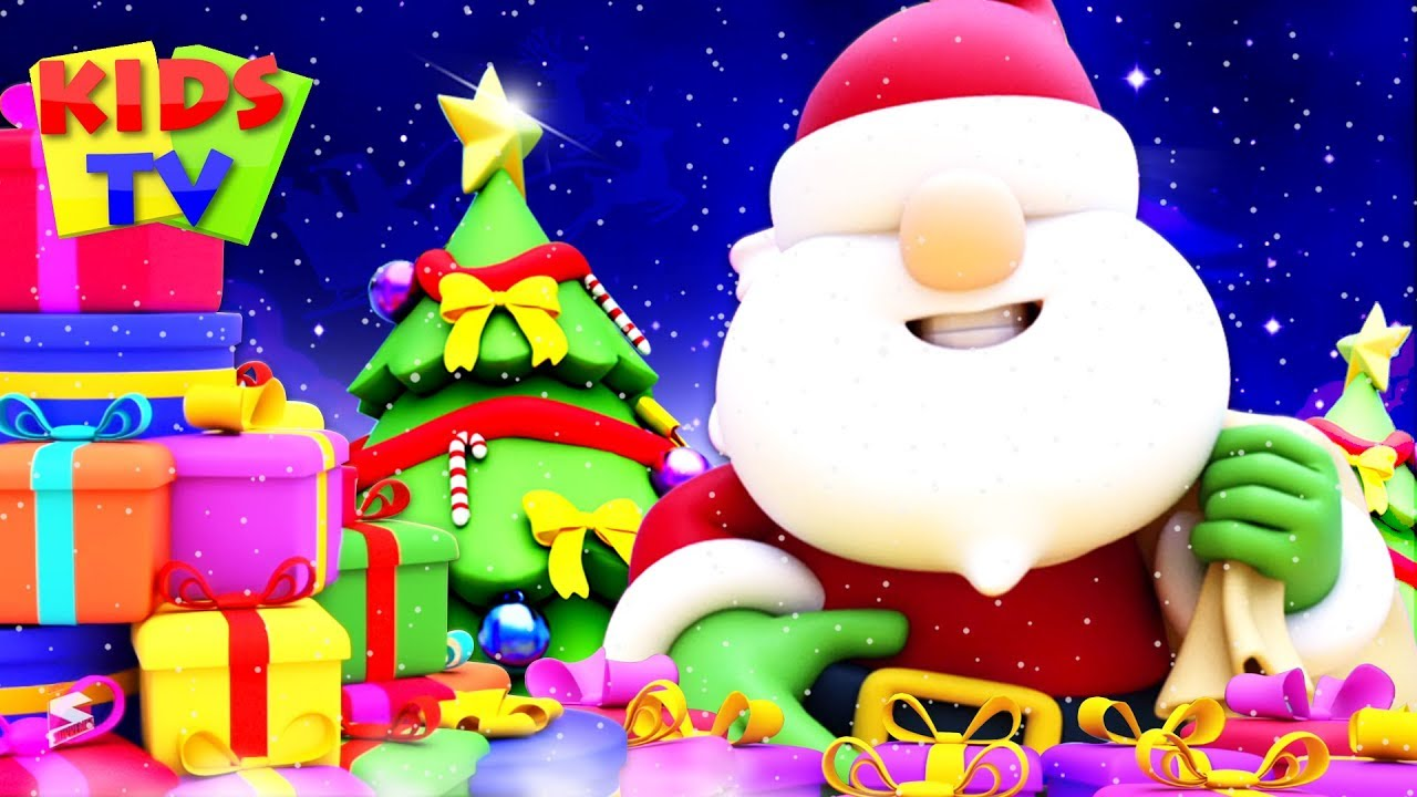 Jingle Bells | Christmas Songs for Children | Super Supremes Videos