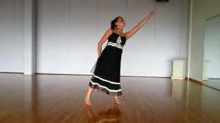 Pretty Woman - kal ho na ho - Chorégraphie Rafaela T. www.bollywood-dance.com